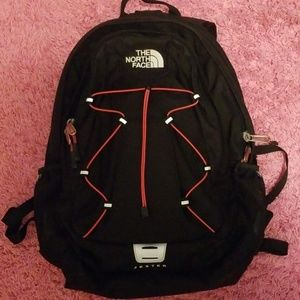 Northface Jester Backpack with laptop sleeve